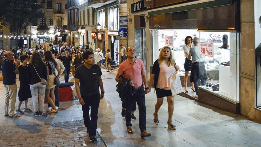 S'ajorna la Shopping Night de Manresa