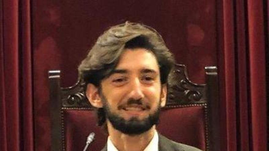 Dimite el líder de las juventudes de El Pi por discrepancias ideológicas
