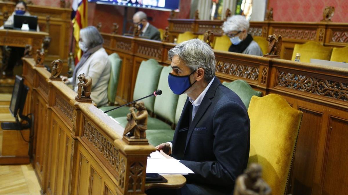 BALEARES.-Aprobados los Presupuestos del Consell de Mallorca para 2021, que suman un total de 494 millones de euros