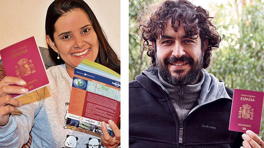 Auf Mallorca Spanier werden: fünf Zugezogene und ihr Weg zur Staatsbürgerschaft