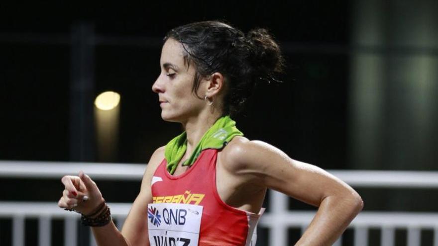 Mar Juàrez finalitza 10a en els 50k marxa dels Campionats del Món de Doha