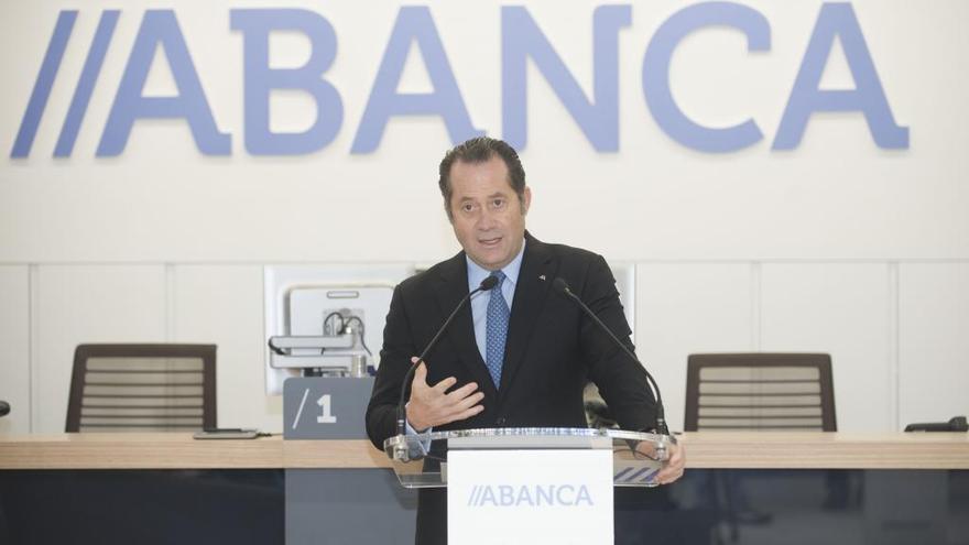 Abanca defiende que extremó las medidas de confidencialidad durante la preparación de la operación