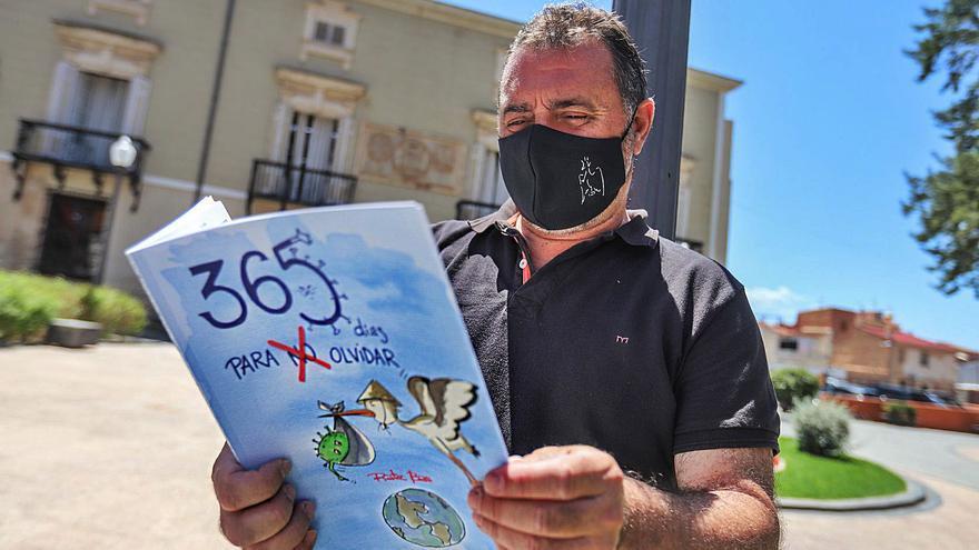 Un año de pandemia  en 365 viñetas