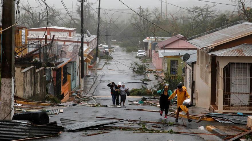 El huracán María mató en Puerto Rico a más de 4.600 personas