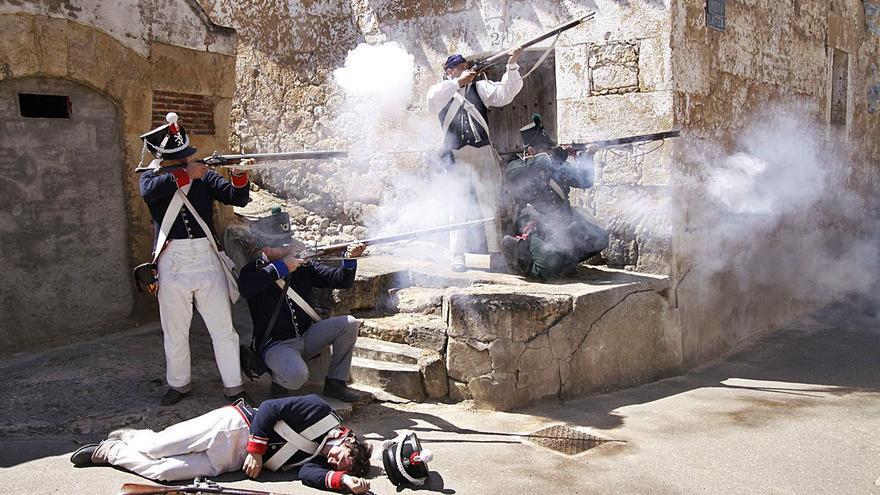 """Una prospección arqueológica arrojará luz sobre la """"francesada"""" en Castrillo de la Guareña"""