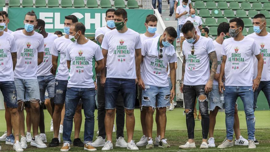 Jorge Almirón cuenta de momento con solo trece jugadores en su plantilla