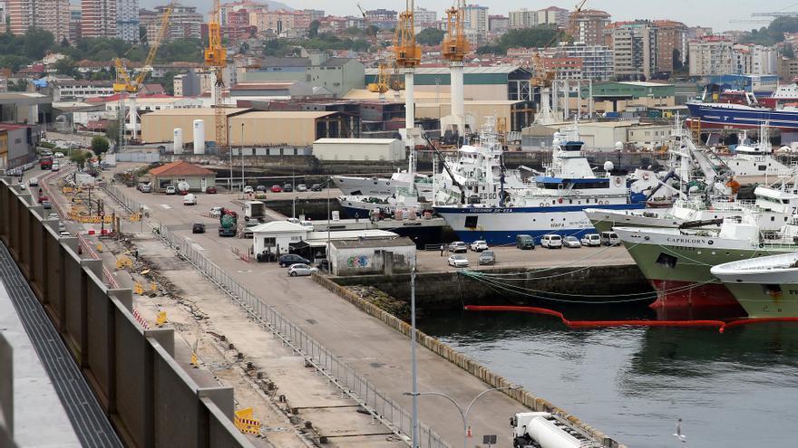 La reforma del frente portuario de Vigo, un paso (administrativo) más cerca
