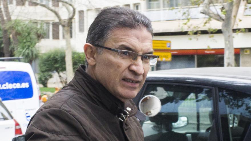 Un juzgado investiga a Serafín Castellano por los contratos a su amigo Taroncher