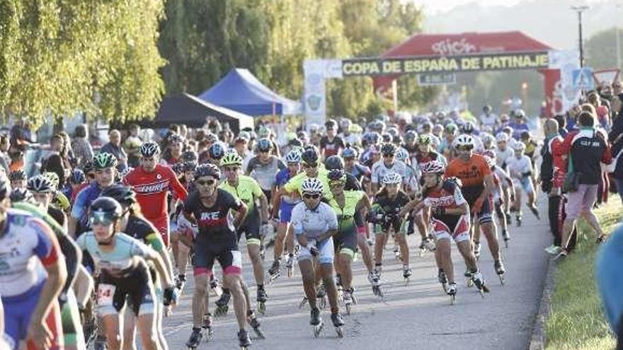 El Maratón Internacional Ciudad de Gijón, para Nerea Nuño