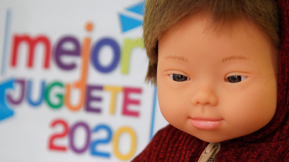 Una colección de muñecos de Onil con síndrome de Down, mejor juguete de 2020
