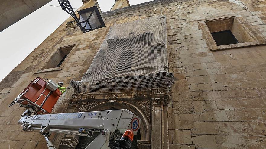 La basílica de Santa María tendrá un plan director para acceder a ayudas