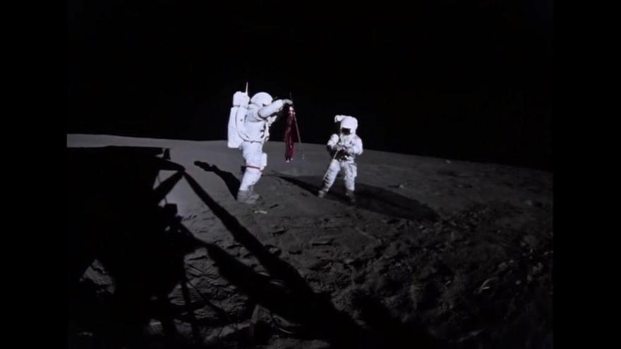 EEUU enviará astronautas al polo sur de la Luna en 2024