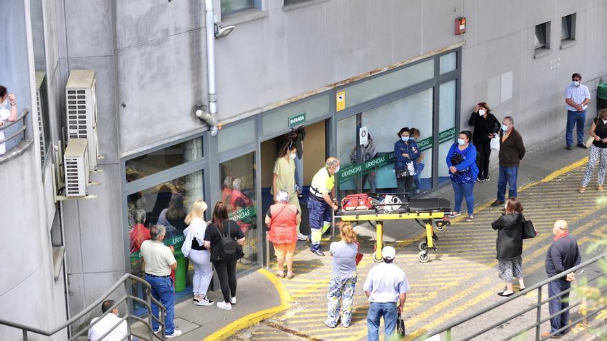 Galicia se adentra en las nuevas restricciones con una ligera contención del incremento de contagios