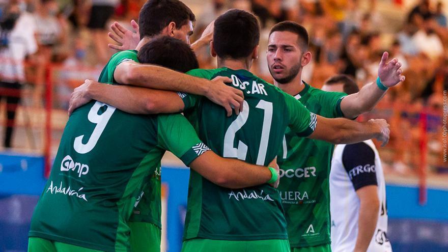 El UMA Antequera conquista la Supercopa Diputación de Málaga