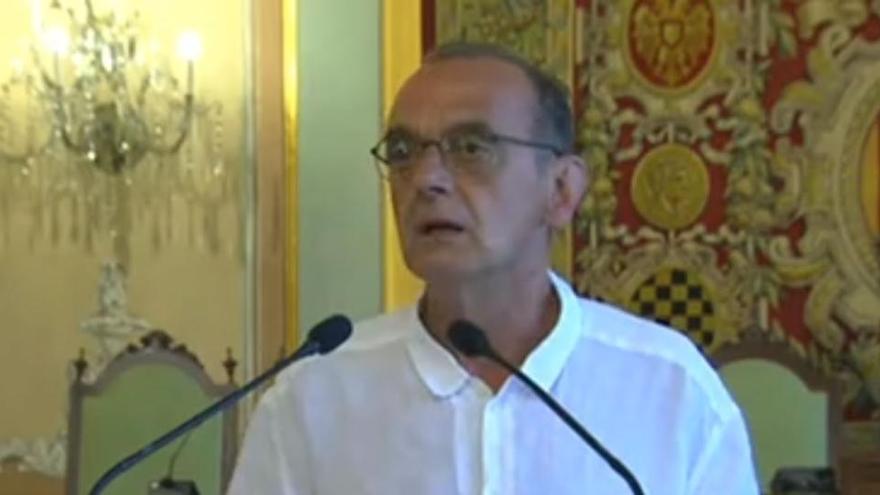 L'alcalde de Lleida critica que no fos Torra qui l'informés del confinament