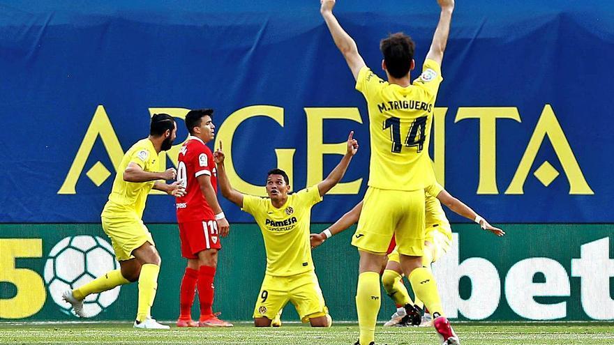 El Villarreal mantiene el pulso