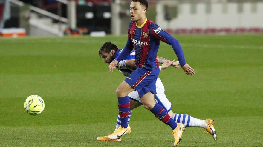 El Barça luce y sufre ante una Real que tuvo a tiro el empate