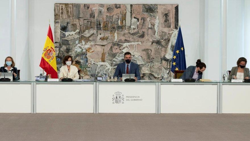 Sánchez lanza un gesto a las víctimas del terrorismo tras el acercamiento a Bildu