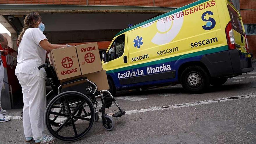 Ruta por la España perimetrada: Cuando el virus asedia al hospital