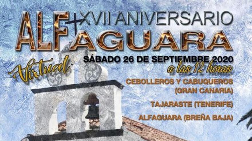 Aniversario virtual de Alfaguara