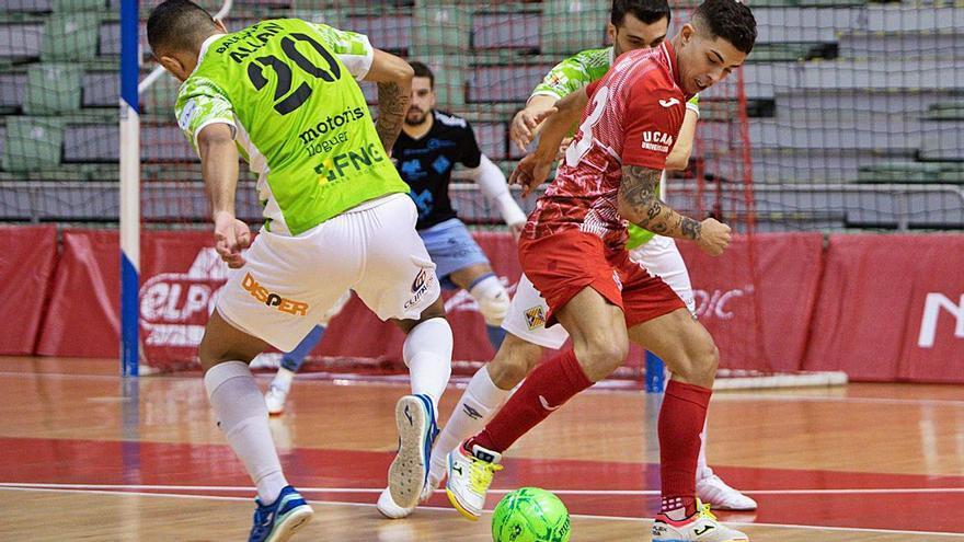 Punto de prestigio del Palma Futsal