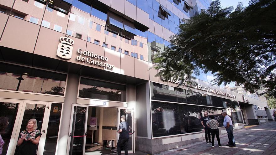 El Gobierno canario aprueba comprar a Santa Cruz el edificio de Tres de Mayo