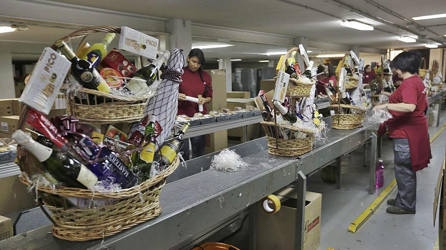 La firma de cestas de Navidad Lotes de España prevé una campaña mejor que en 2019