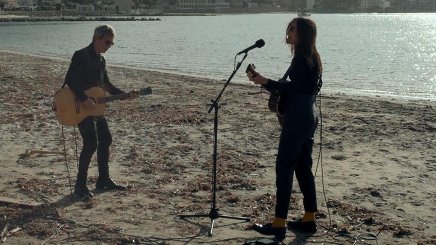 El programa de música de Ariel Rot grabado en Mallorca se emite hoy