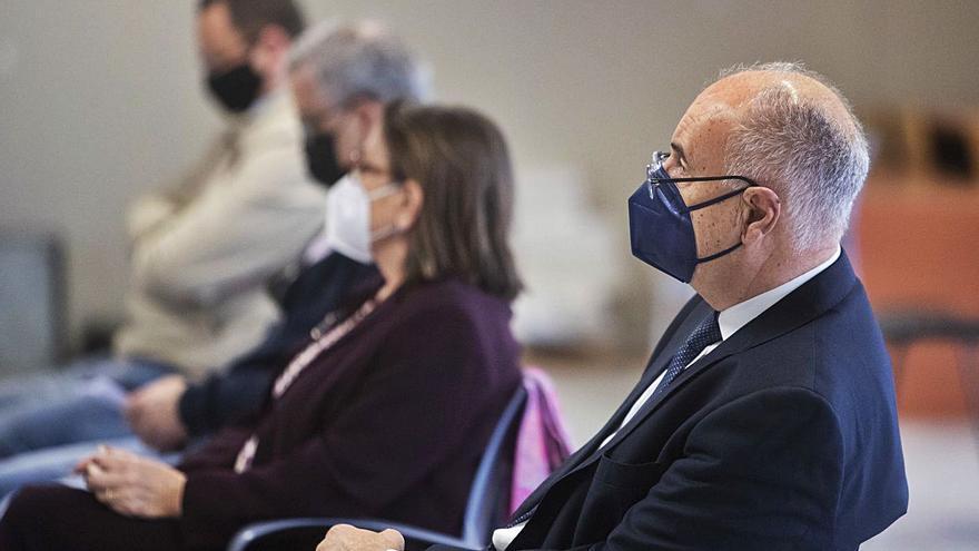 Suspenden el juicio del caso Blasco al sufrir un infarto uno de los cuatro acusados