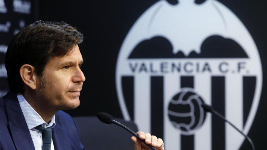 Mateu Alemany abandona el Valencia