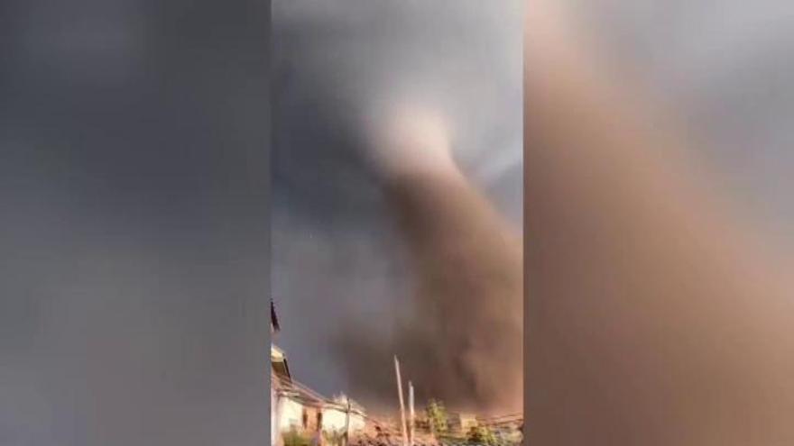 Un tornado deja seis muertos y unos 200 heridos en China