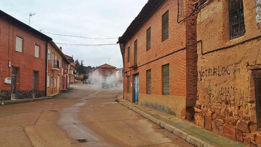 El Ayuntamiento de Morales pide a vecinos con COVID  que cumplan la cuarentena