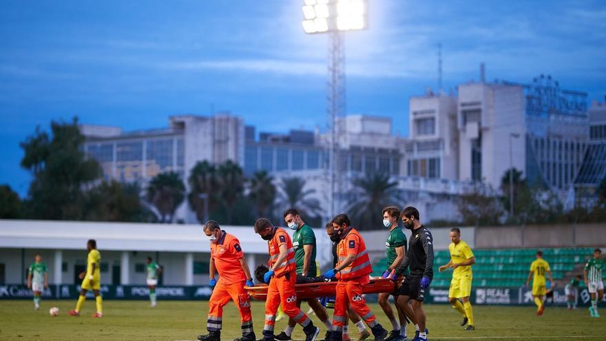 Íker Álvarez da el susto en la victoria del Villarreal B ante el Betis Deportivo (1-2)