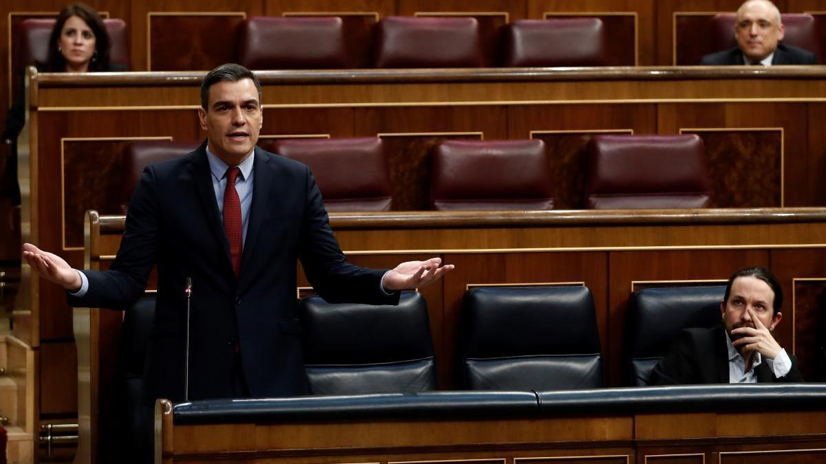 Sánchez logra la tercera prórroga del confinamiento ante un Congreso hostil