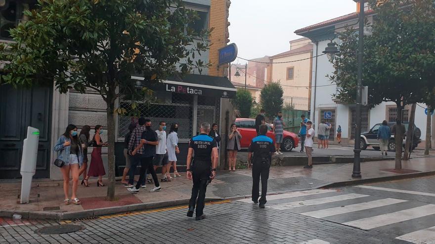 Siero afronta el proceso de selección para crear una bolsa de interinos en la Policía Local
