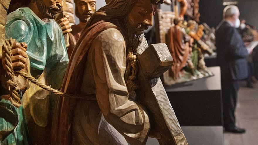 La obra religiosa de Hipólito Pérez Calvo, en el Museo Diocesano