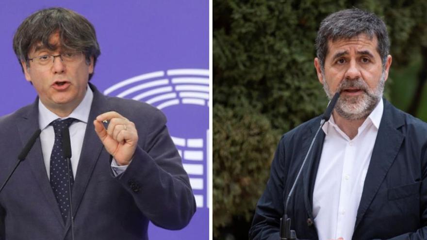 Guerra abierta en JxCat por el pacto con ERC y la composición del Gobierno catalán
