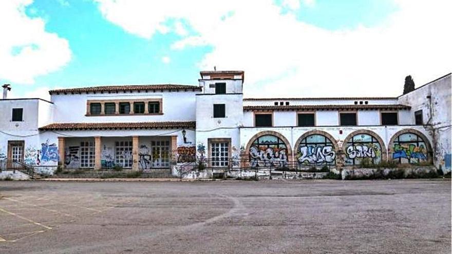 Arca alega que el parque fotovoltaico de Aena amenaza el patrimonio de Son Bonet