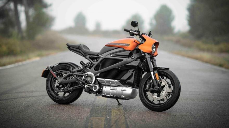 Harley-Davidson presenta su primera motocicleta eléctrica en el CES 2019