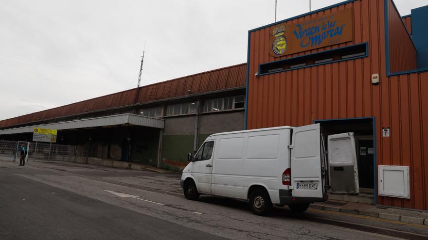 Cuatro firmas optan a reformar oficinas de la vieja rula de Avilés para su uso por las fuerzas de seguridad