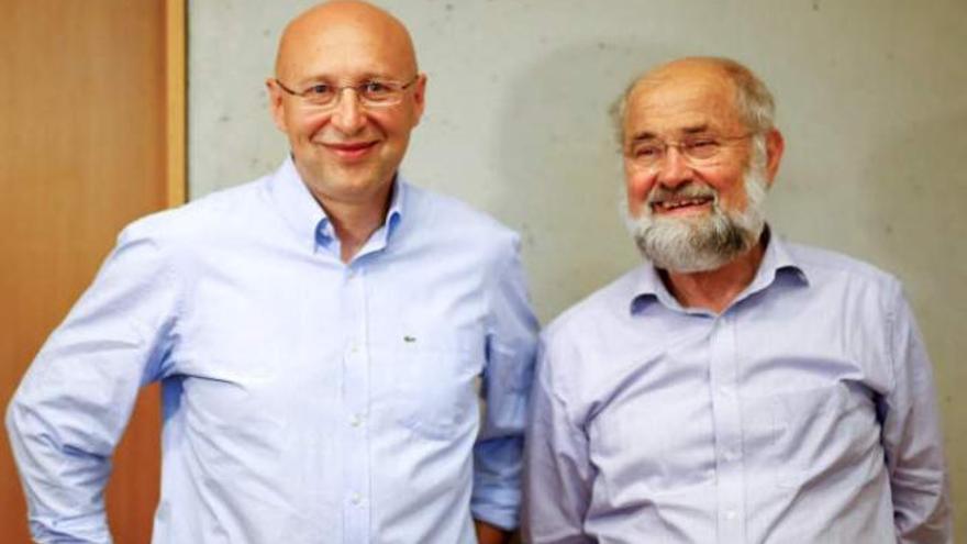 El Nobel de Medicina Erwin Neher visita la ULPGC