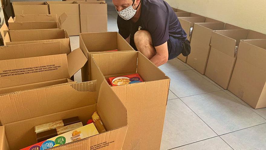 Castelló destina 50.000 euros per ampliar les ajudes en alimentació