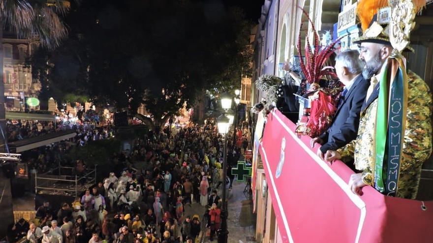 Águilas celebrará su Carnaval en 2022