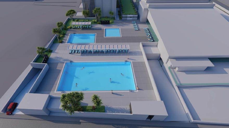 Alboraia construirá una piscina de verano en el casco urbano