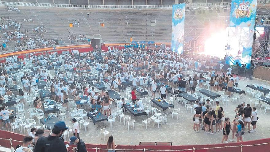 Cort mantiene el concierto de reguetón pese al informe en contra del Govern