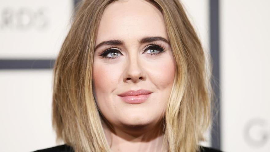 Els fans d'Adele no reconeixen l'artista en la seva última foto