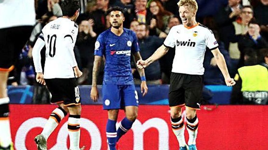 El València empata i depèn d'ell mateix per passar