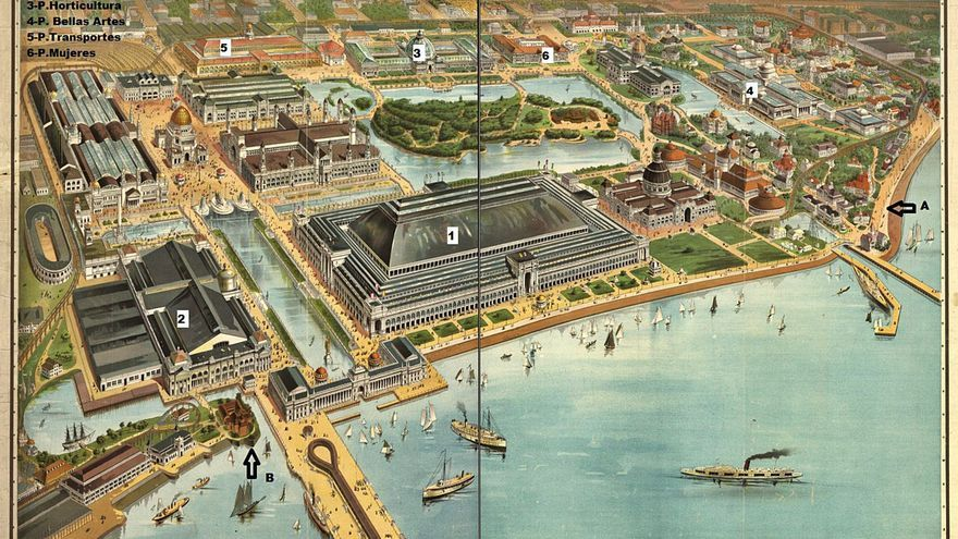 Chicago 1893, València  en Norteamérica (II)