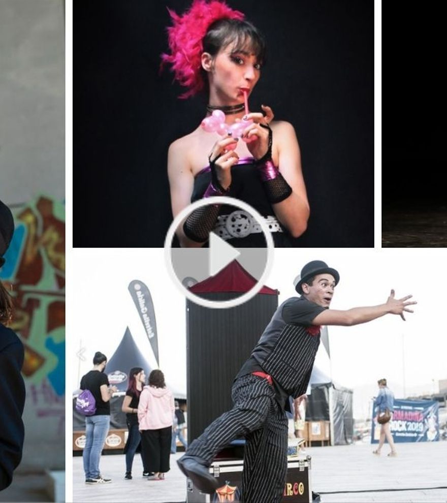 Sexo, circo y risas aseguradas en Vigo