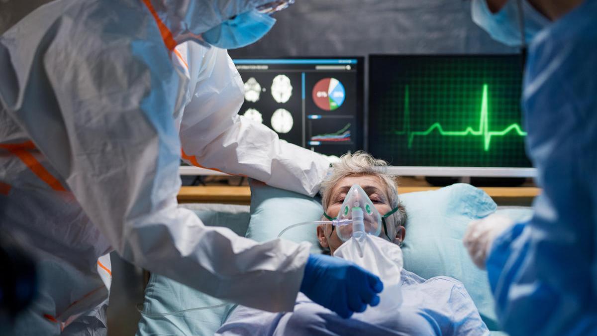 ¿Por qué son tan necesarios los respiradores frente al COVID-19?